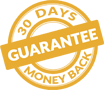 30-day money-back guarantee Image